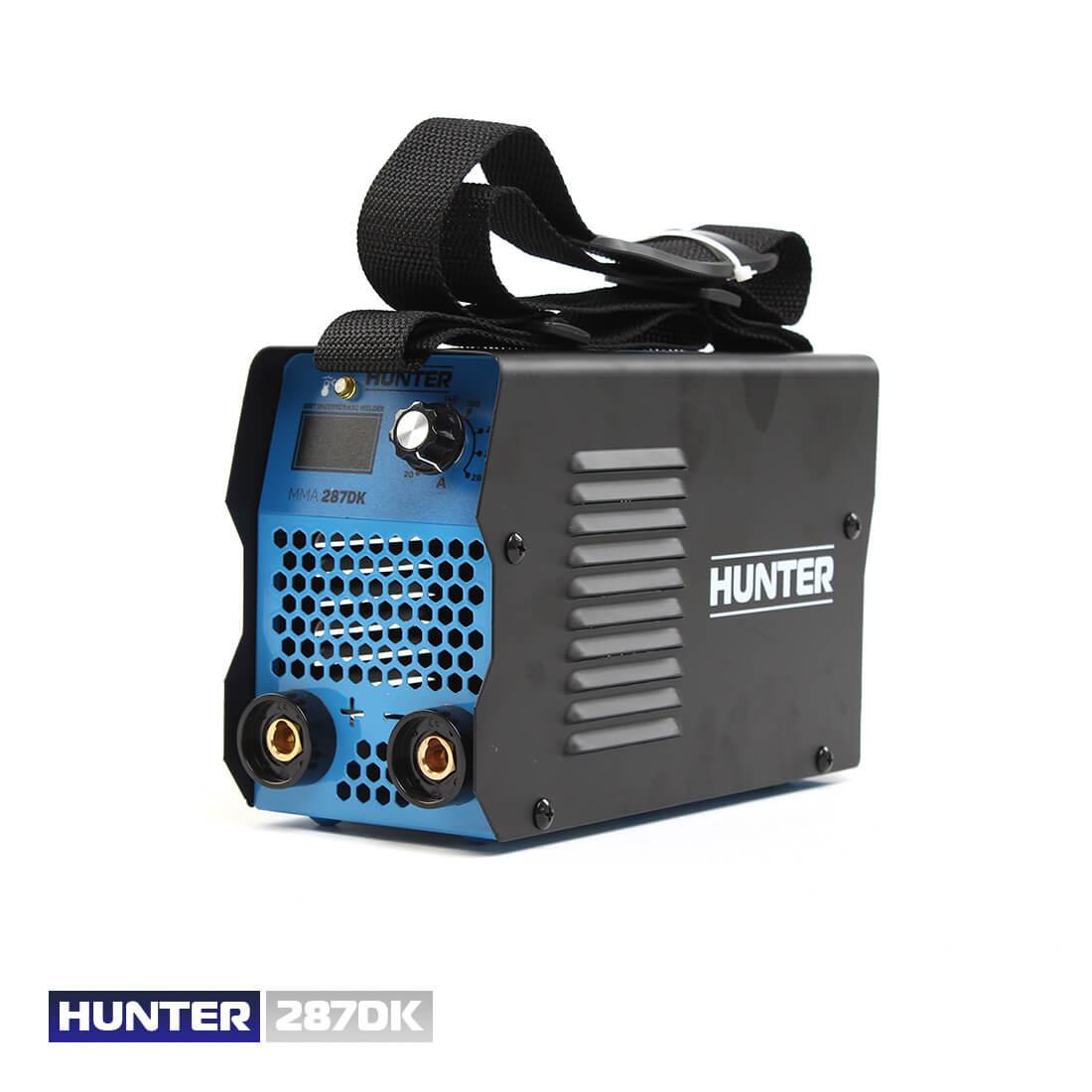 Фото Hunter MMA 287DK (дуговая) цена 2550грн №7 — Hunter