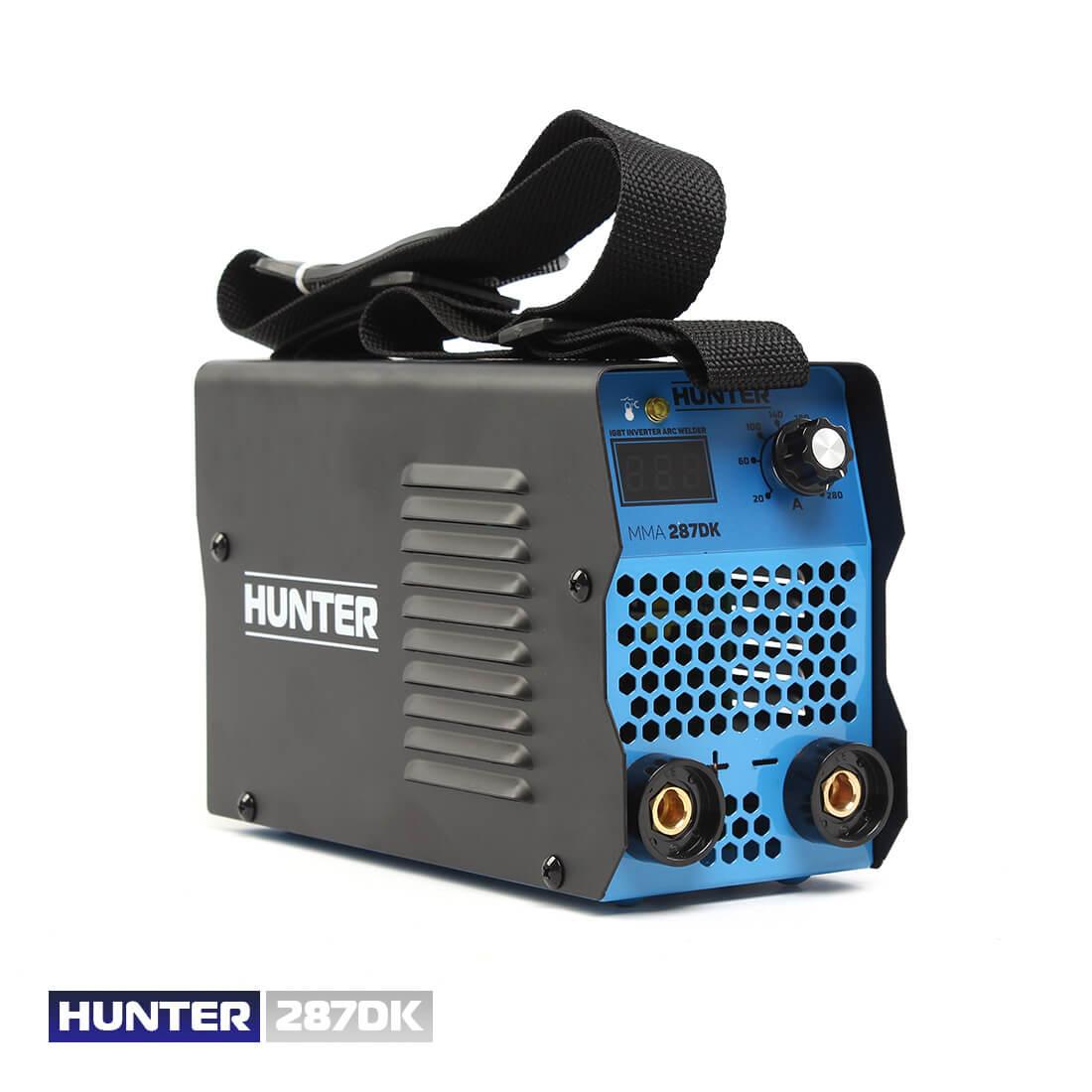 Фото Hunter MMA 287DK (дуговая) цена 2550грн №1 — Hunter