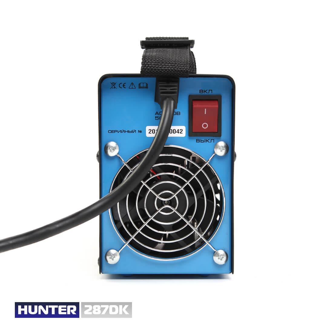 Фото Hunter MMA 287DK (дуговая) цена 2550грн №3 — Hunter