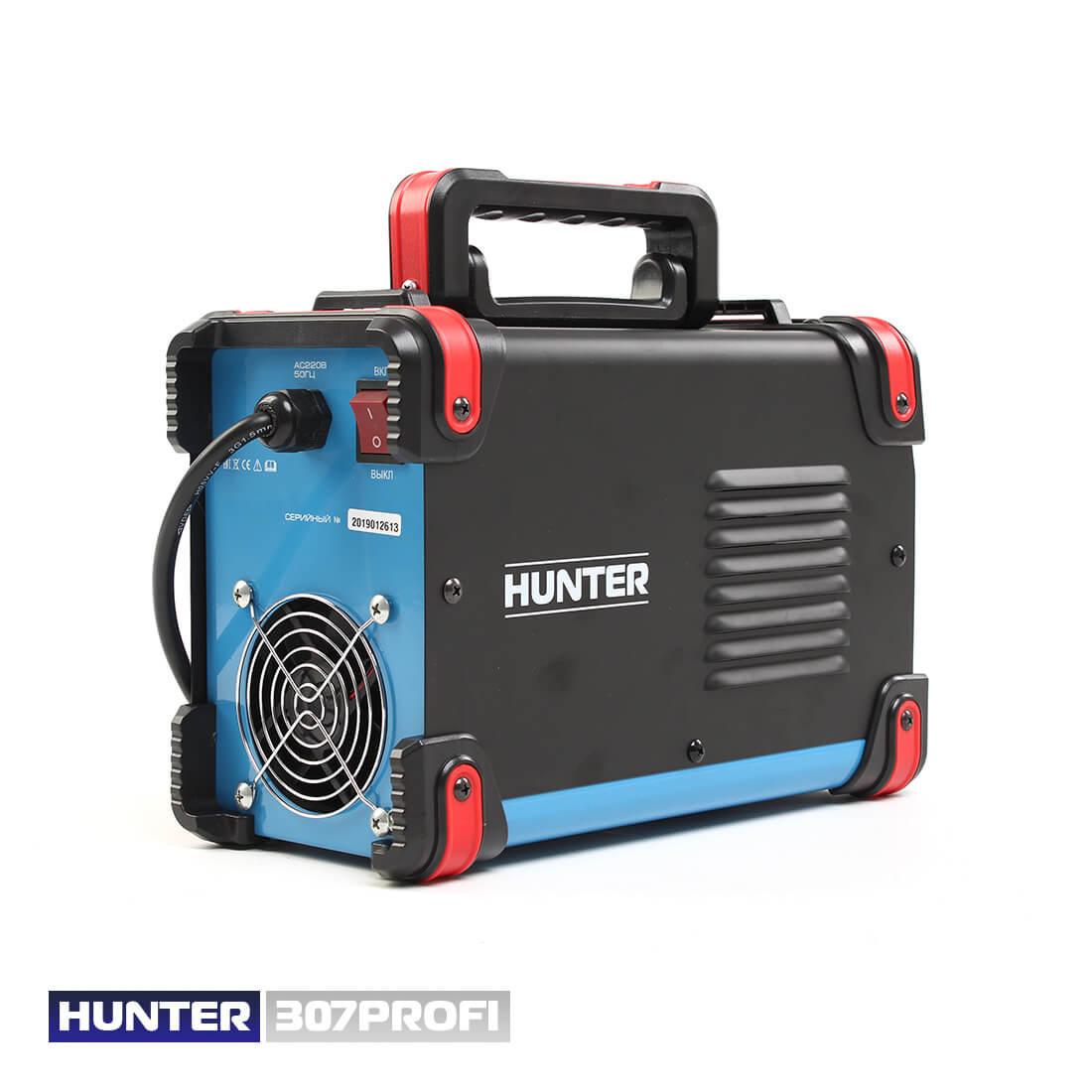Фото Hunter MMA 307 PROFI (дуговая) цена 3150грн №7 — Hunter