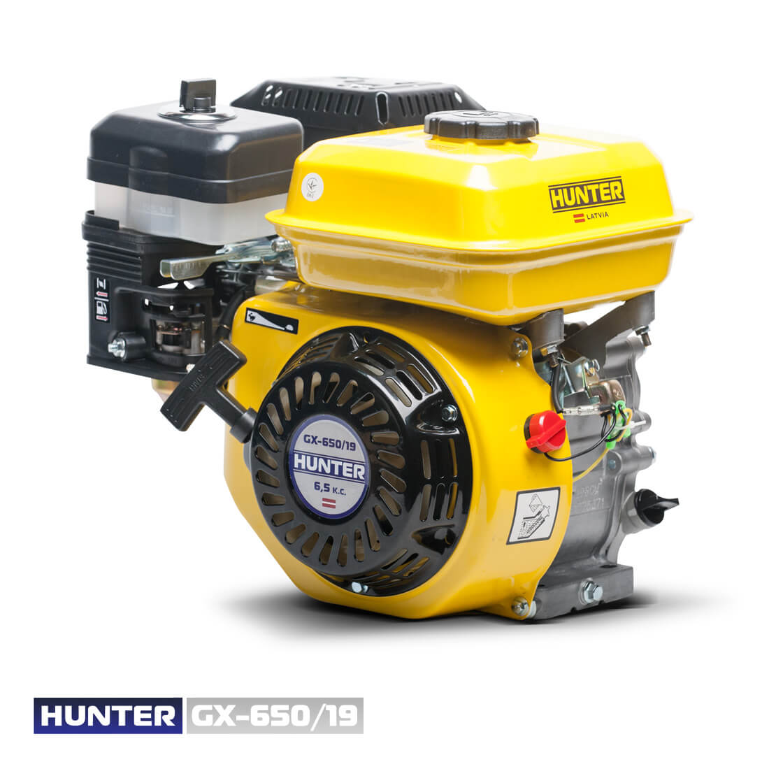 Фото GX-650/19 (шпонка) цена 2950грн №1 — Hunter