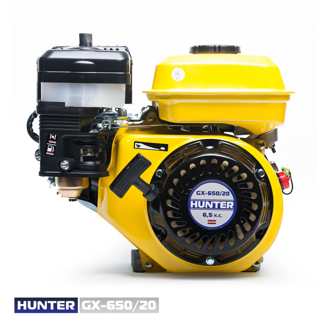 Фото GX-650/20 (шпонка) цена 3150грн №2 — Hunter