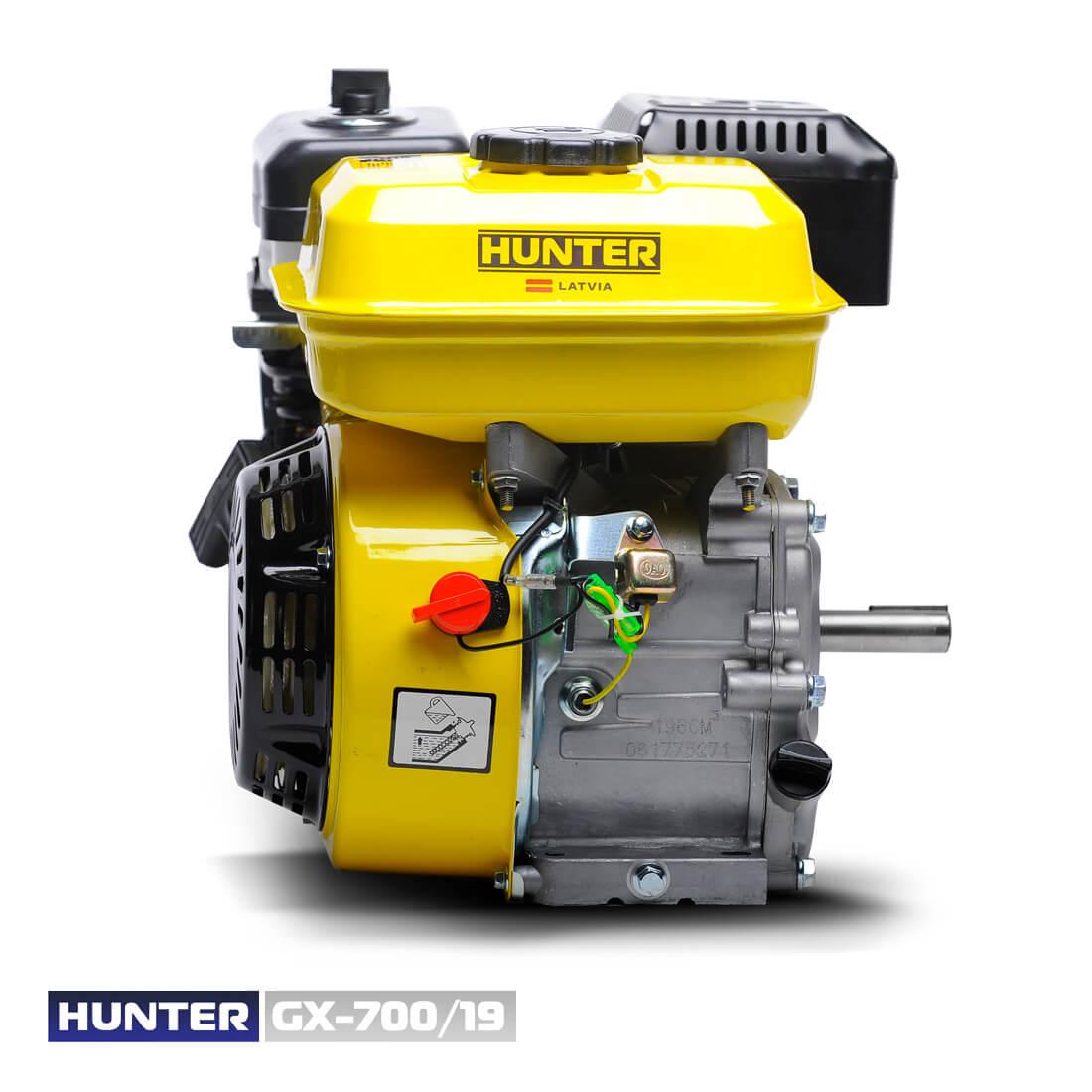 Фото GX-700/19 (шпонка) цена 3500грн №5 — Hunter