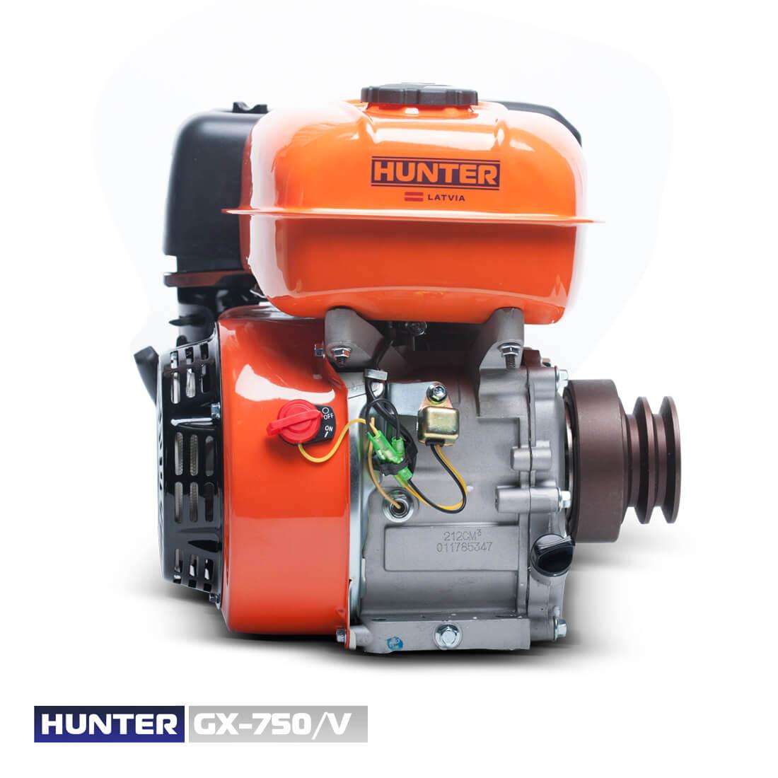 Фото GX-750/V цена 5000грн №5 — Hunter