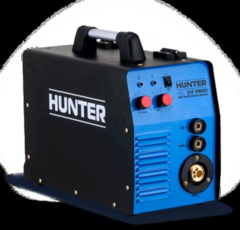 Hunter MIG/MMA 317 (напівавт.+дуговий)