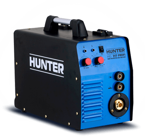 Hunter MIG/MMA 317 (полуавт.+дуговая)